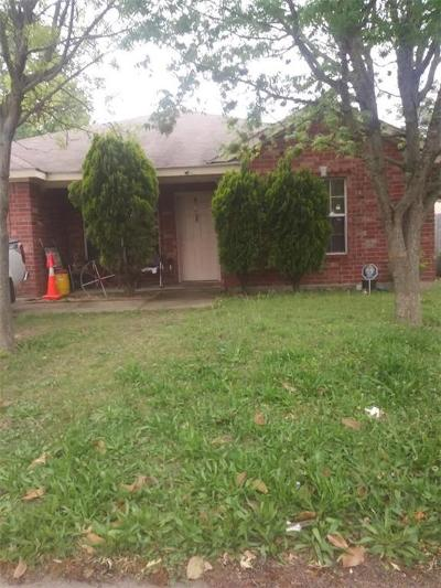 Dallas Townhouse For Sale: 5348 Jordan Ridge Drive