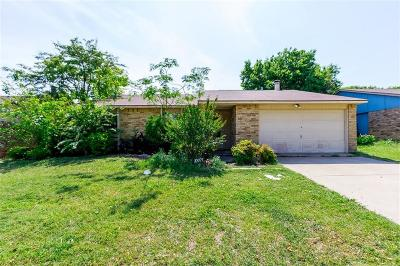 Dallas Single Family Home For Sale: 10027 Deer Hollow Drive