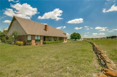 Aledo Single Family Home For Sale: 208 Jakes Trail