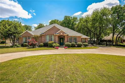 Colleyville Single Family Home For Sale: 401 Cheek Sparger Road
