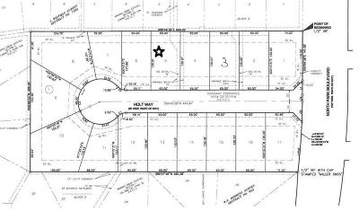 Grapevine Residential Lots & Land For Sale: 901 N Park Boulevard #5