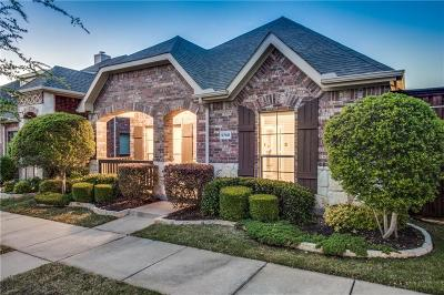 Frisco TX Single Family Home For Sale: $335,000