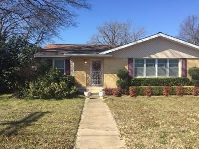 Fort Worth Single Family Home For Sale: 11204 Stone Road