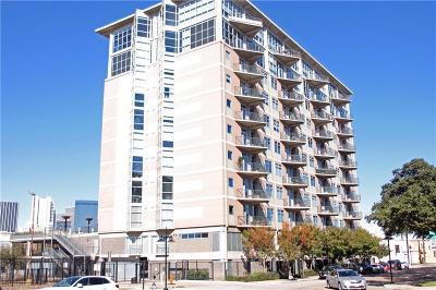 Dallas Condo For Sale: 1001 Belleview Street Street #403
