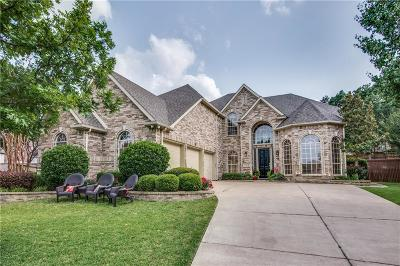 Keller Single Family Home For Sale: 2404 Creekwood Ct Court