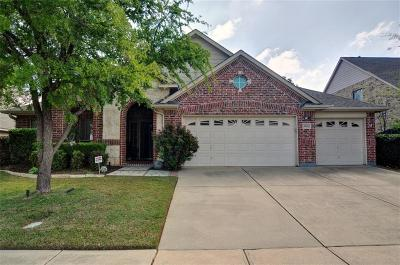 Fort Worth Single Family Home Active Option Contract: 10804 Ashmont Lane