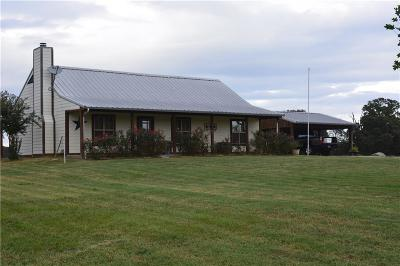 Cedar Creek Lake, Athens, Kemp Farm & Ranch For Sale: 8100 County Road 1116