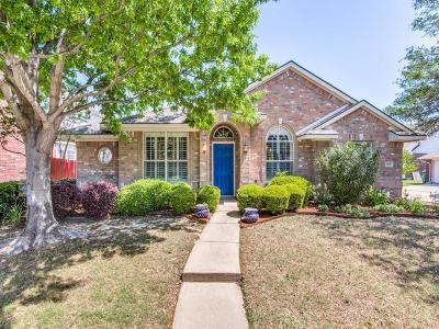 McKinney Single Family Home For Sale: 3213 Nutmeg Drive