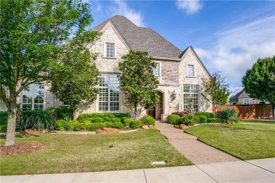 McKinney Single Family Home Active Option Contract: 3300 Drip Rock Drive