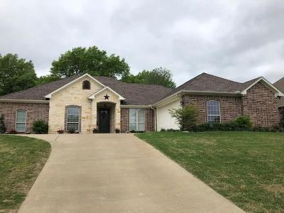Lindale Single Family Home Active Contingent: 228 Heritage Court Court