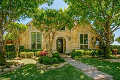 Carrollton Single Family Home Active Option Contract: 1501 Reata Drive