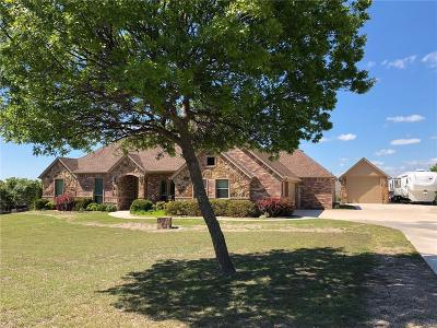 Weatherford Single Family Home Active Contingent: 186 Sandstone Lane