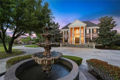 Colleyville TX Single Family Home For Sale: $2,785,000