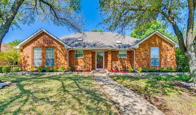 Wylie Single Family Home Active Contingent: 209 Douglas Drive