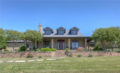 Fort Worth Single Family Home For Sale: 8000 Turkey Trail