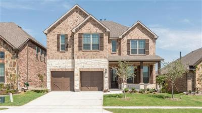 McKinney Single Family Home For Sale: 5708 Fuder Drive