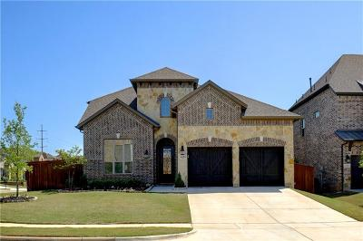 Grapevine Single Family Home For Sale: 4374 Vineyard Creek Drive
