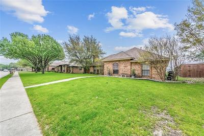 Allen Single Family Home Active Option Contract: 918 Sycamore Creek Road