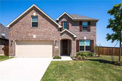 Mckinney Single Family Home For Sale: 7500 Guadalupe Way