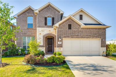 Irving Single Family Home Active Option Contract: 3080 Denali Drive