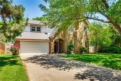 Grapevine Single Family Home For Sale: 3318 Knob Oak Drive