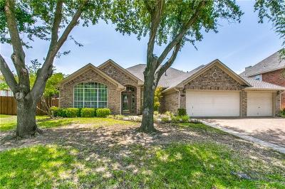 Flower Mound Single Family Home For Sale: 3405 Lauren Way