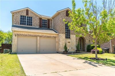 Frisco Single Family Home Active Option Contract: 11503 Stephenville Drive