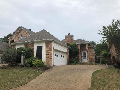 Garland Single Family Home For Sale: 3417 Forest Hills Circle