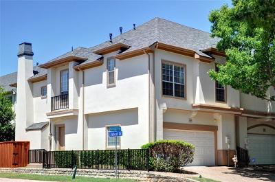 Addison Townhouse For Sale: 14573 Berklee Drive