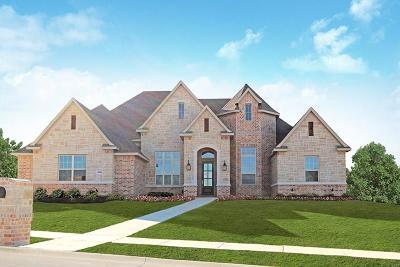 Keller Single Family Home For Sale: 1008 Barbara Lane