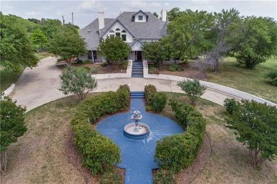 Haslet Single Family Home For Sale: 2219 White Lane