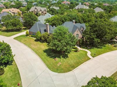 Trophy Club Single Family Home For Sale: 6 Heather Glen Circle