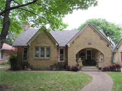 Dallas Single Family Home For Sale: 1406 S Montreal Avenue
