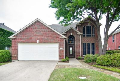 McKinney Single Family Home For Sale: 2729 Woodson Drive