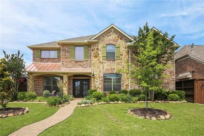 Frisco Single Family Home Active Option Contract: 11846 Barrymore Drive