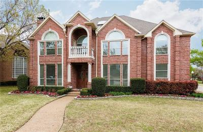Irving Single Family Home For Sale: 600 Ginkgo Circle