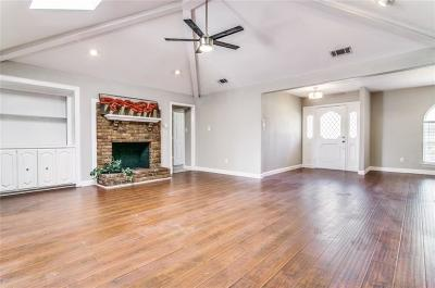 Garland Single Family Home For Sale: 910 Woodhaven Lane