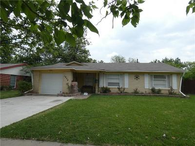 Garland Single Family Home For Sale: 1806 S 3rd Street