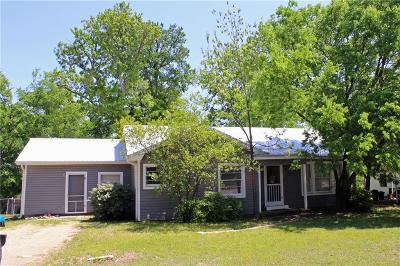 Canton TX Single Family Home For Sale: $129,900