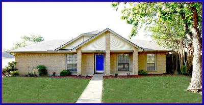 Plano Single Family Home For Sale: 1033 Bass Drive