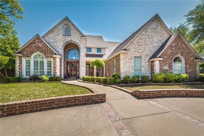 Midlothian Single Family Home For Sale: 1620 Creek Wood Drive