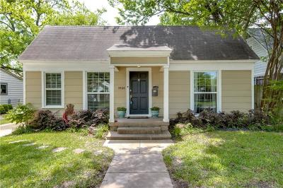 Single Family Home Active Option Contract: 5908 Anita
