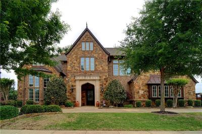 Allen, Dallas, Frisco, Plano, Prosper, Addison, Coppell, Highland Park, University Park, Southlake, Colleyville, Grapevine Single Family Home For Sale: 5804 Chalford Common