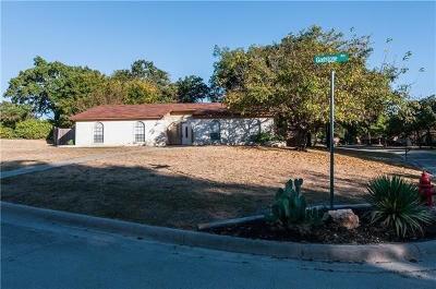 Azle Single Family Home For Sale: 340 Glenhaven Drive