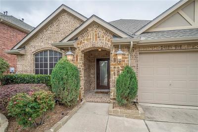 Mckinney Single Family Home For Sale: 1800 Martina Drive