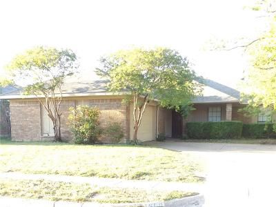 Fort Worth Single Family Home For Sale: 2608 Poplar Spring Road