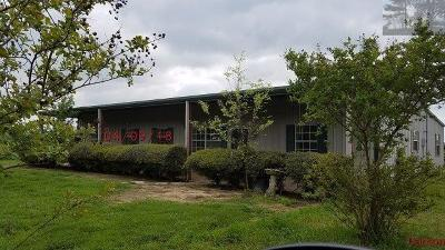 Canton TX Single Family Home Active Contingent: $74,900