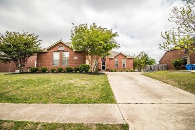 Rowlett Single Family Home For Sale: 6609 Driftwood Lane