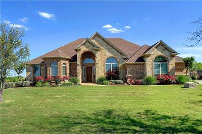 Aledo Single Family Home Active Option Contract: 121 Timberland Lane