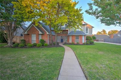Trophy Club Single Family Home Active Option Contract: 4 Greenhill Trail